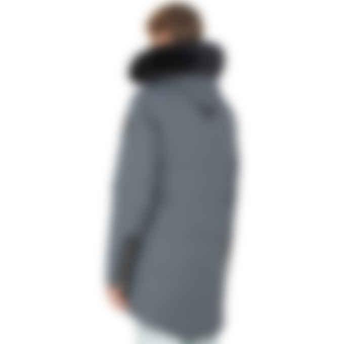 Moose Knuckles - Firebag Parka - Asphalt/Black