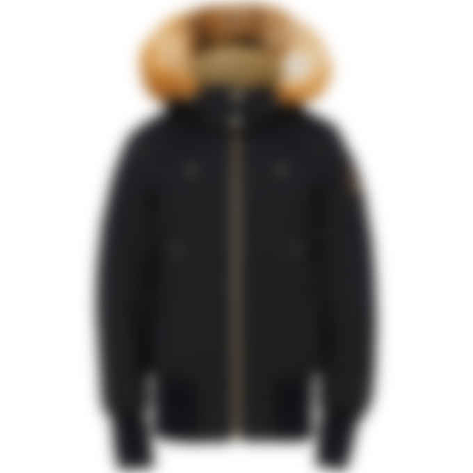 Moose Knuckles - Sainte Flavie Bomber - Black/Gold