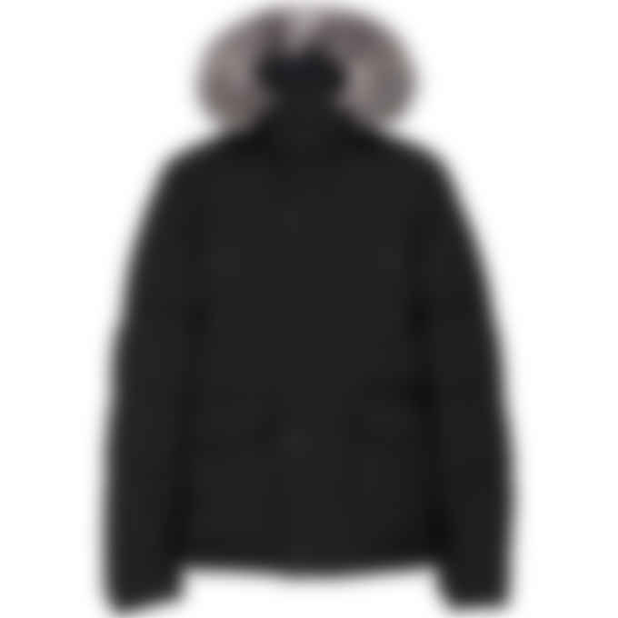 Moose Knuckles - Round Island Jacket - Black/Frost