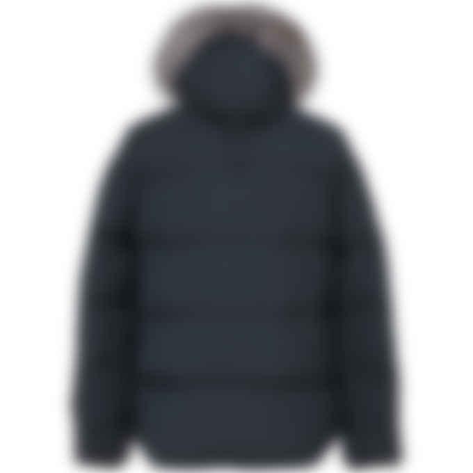 Moose Knuckles - Round Island Jacket - True Navy/Frost