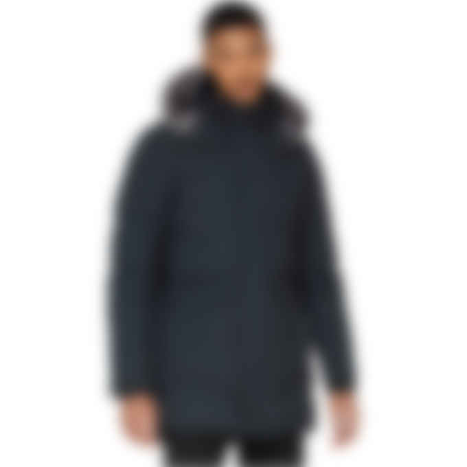 Moose Knuckles - Big Ridge Parka - True Navy/Frost