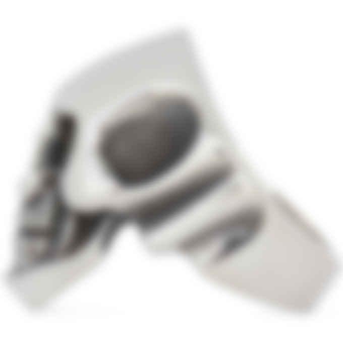 Les talons de 12cm - Machoir - Silver