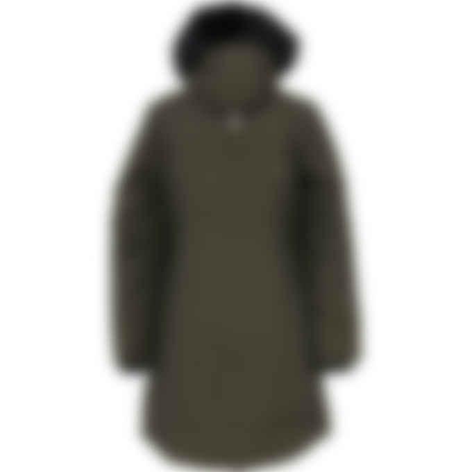 Moose Knuckles - Stirling Parka - Army/Black