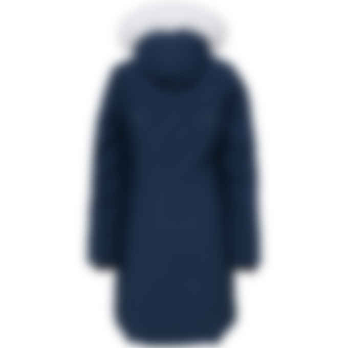 Moose Knuckles - Stirling Parka - Galaxy Blue/Natural