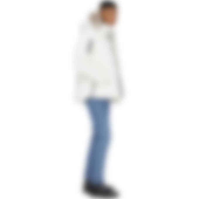 Moose Knuckles - 3Q Jacket - Milky Way/Natural