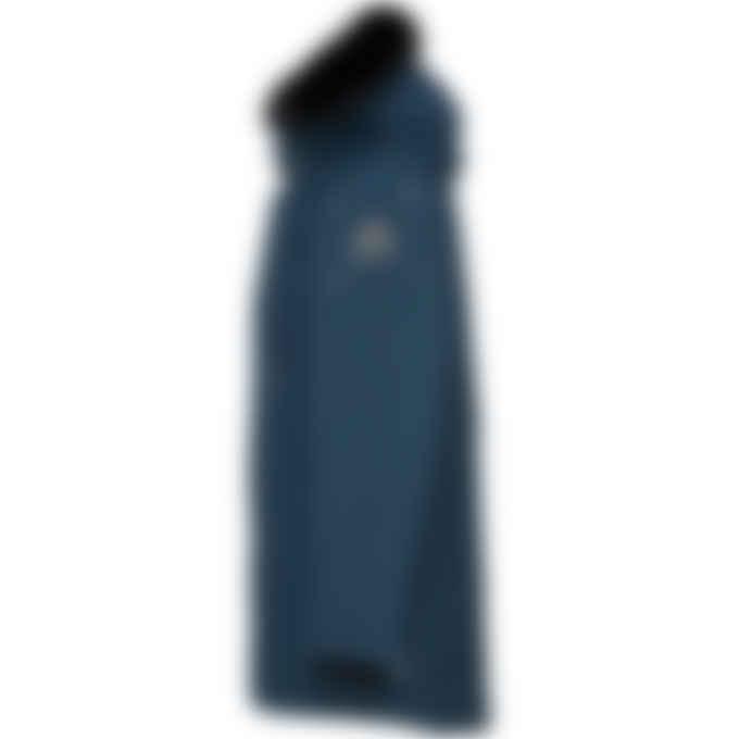 Moose Knuckles - Stirling Parka - Galaxy Blue/Black