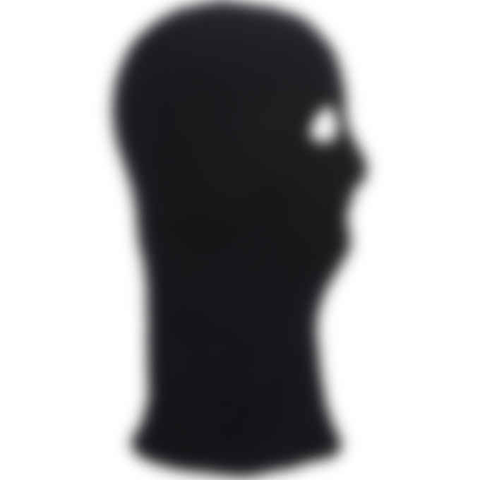 influenceu - Three Hole Ski Mask Balaclava - Black