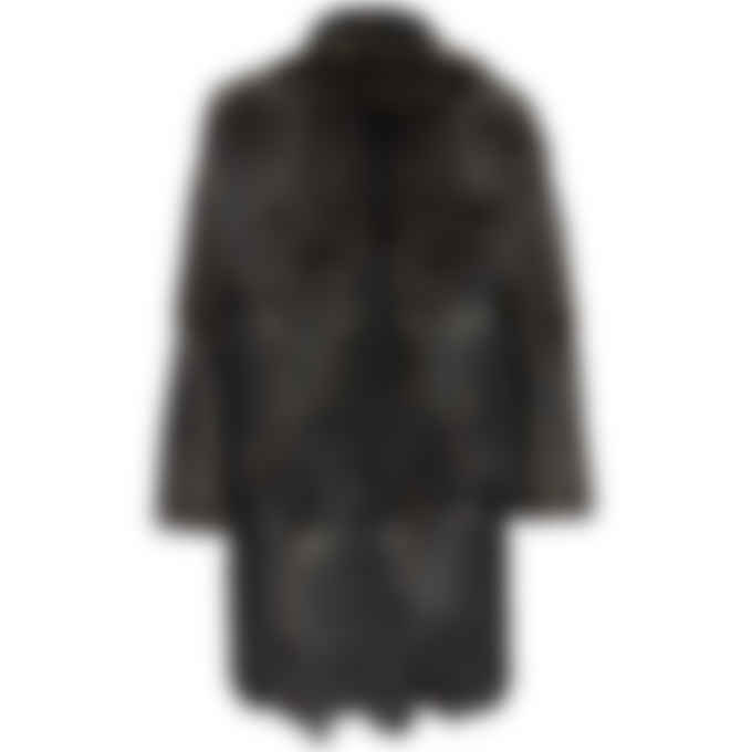 Bachour - Native Fox Fur Coat - Multi