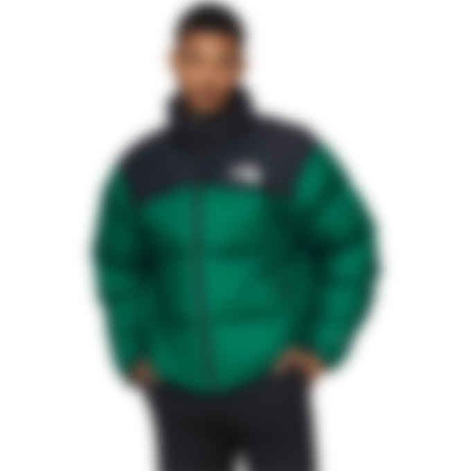 The North Face - 1996 Retro Nuptse Jacket - Evergreen