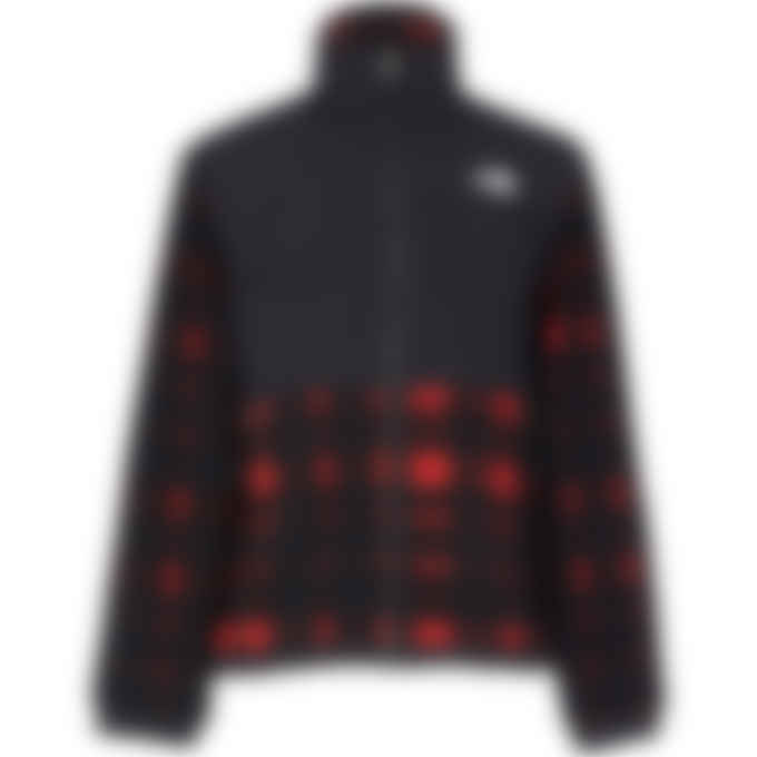 The North Face - Denali 2 Jacket - TNF Red Holiday 2 Plaid Print