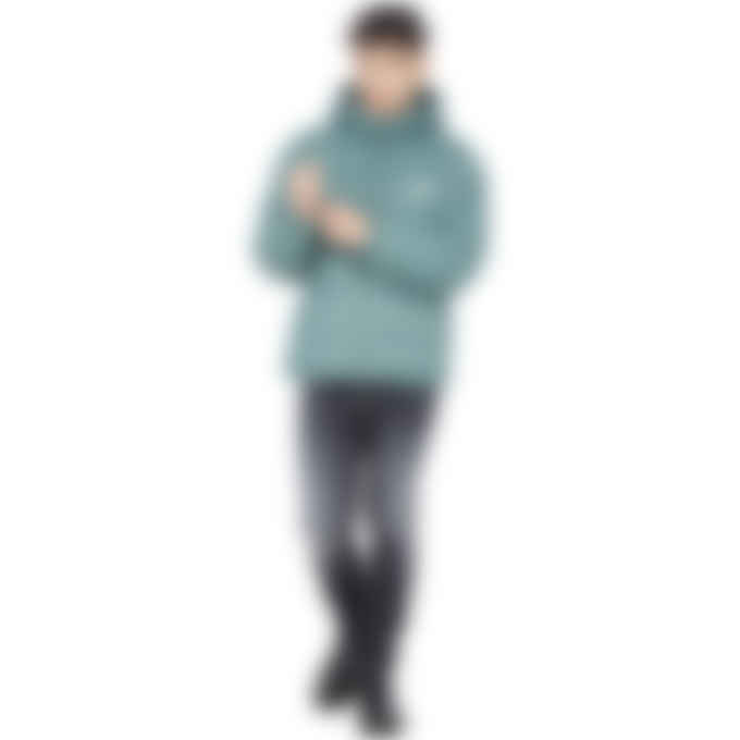 The North Face - Hydrenalite Down Hoodie - Balsam Green