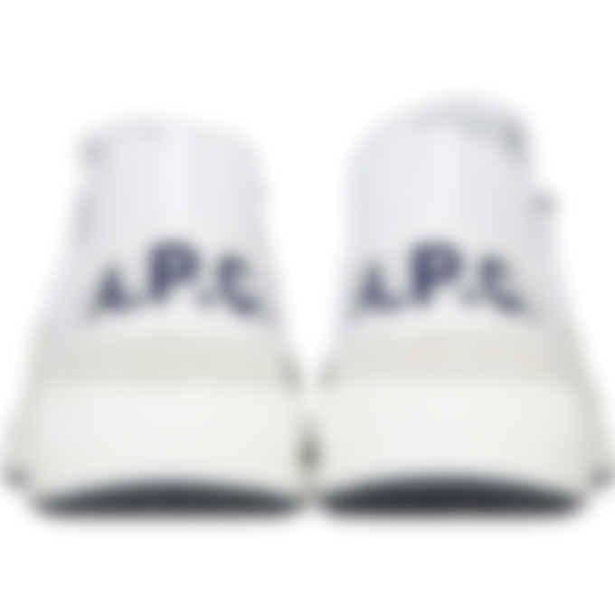 A.P.C. - Run Around - White