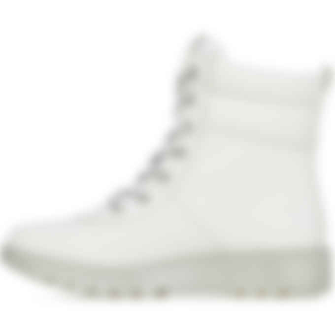 Cougar - Pax Leather Winter Boots - White
