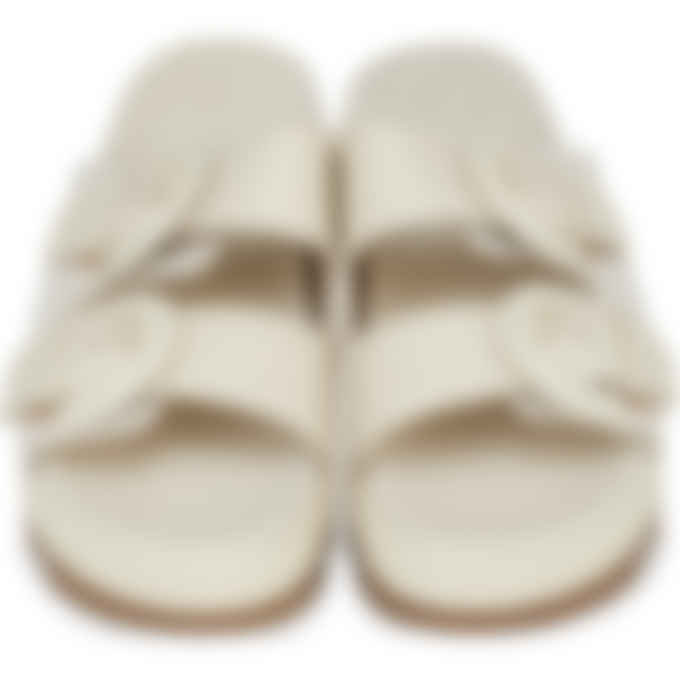 Cougar - Pepa Suede Sandal - Oyster
