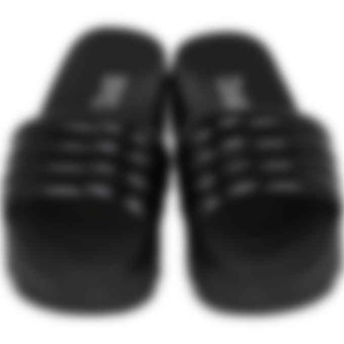 Cougar - Prato Patent Sandal - Black