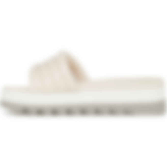 Cougar - Prato Patent Sandal - Vanilla