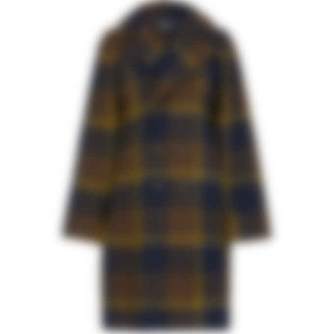 A.P.C. - Jane Coat - Navy Blue