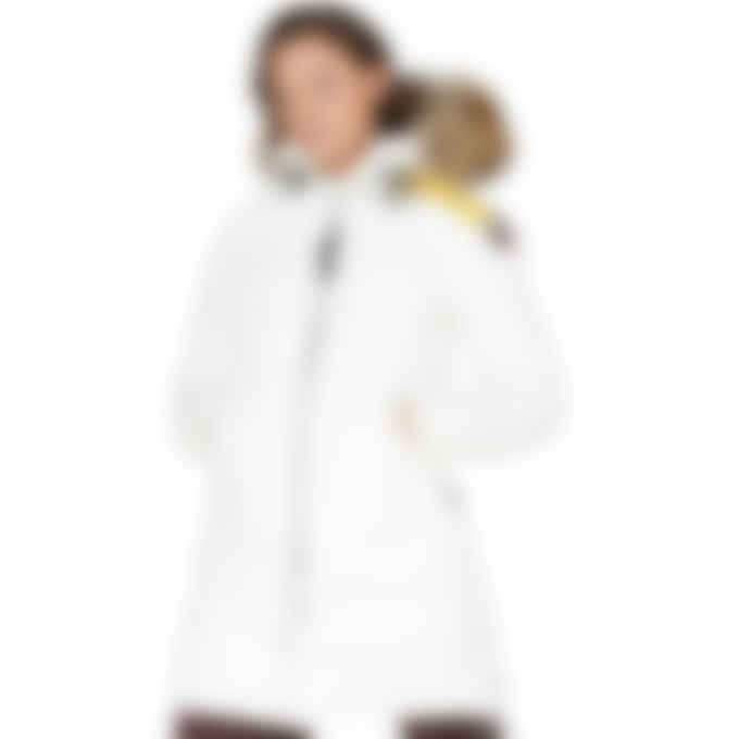 Parajumpers - Long Bear Parka - Off White