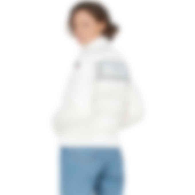 Parajumpers - Jessye Reverso Puffer Jacket - Glacier Blue/White