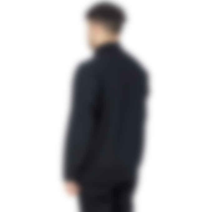 Champion - Reverse Weave Full Zip Mock Neck - Black