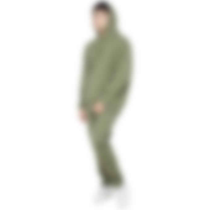 Champion - Tech Weave Hoodie - Cargo Olive