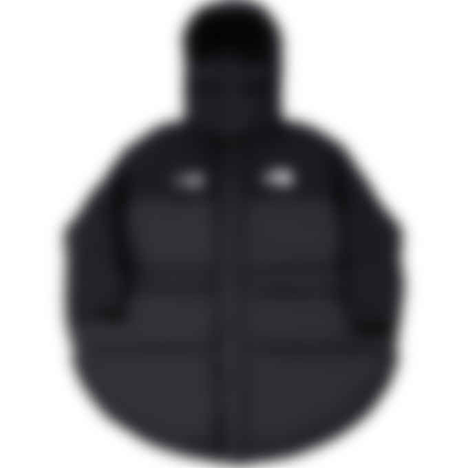 MM6 Maison Margiela - MM6 X TNF Circle Himalayan Parka - TNF Black