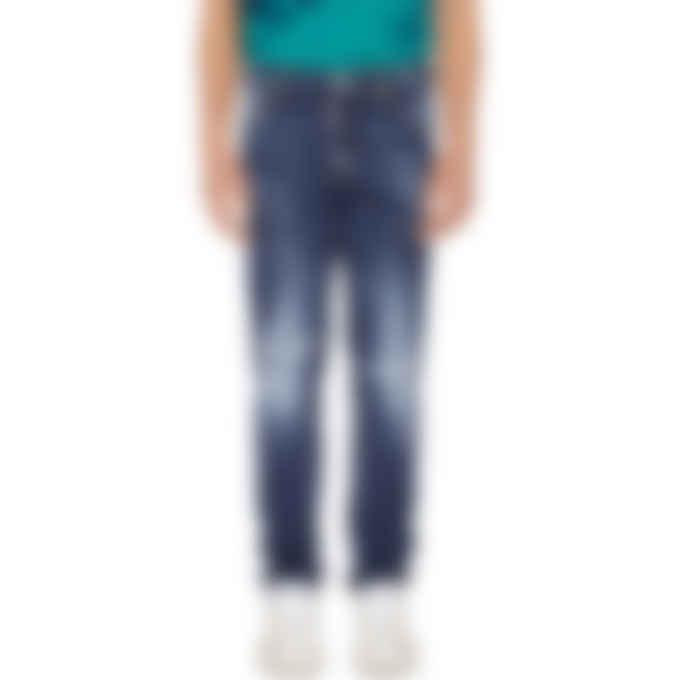 Dsquared2 - Vintage Cool Guy Jeans - Blue
