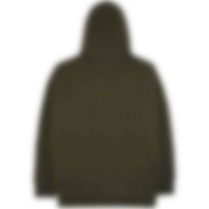Dsquared2 - Logo Hoodie - Military Green