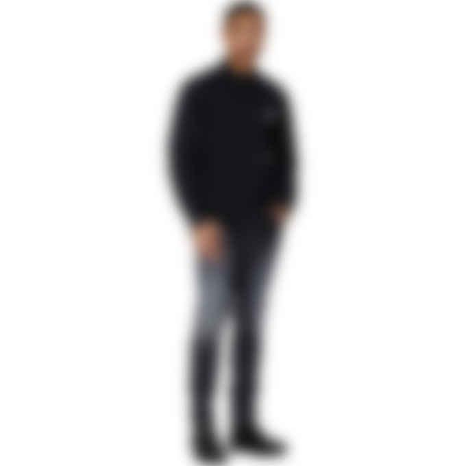 Dsquared2 - Black Wash Skater Jeans - Black