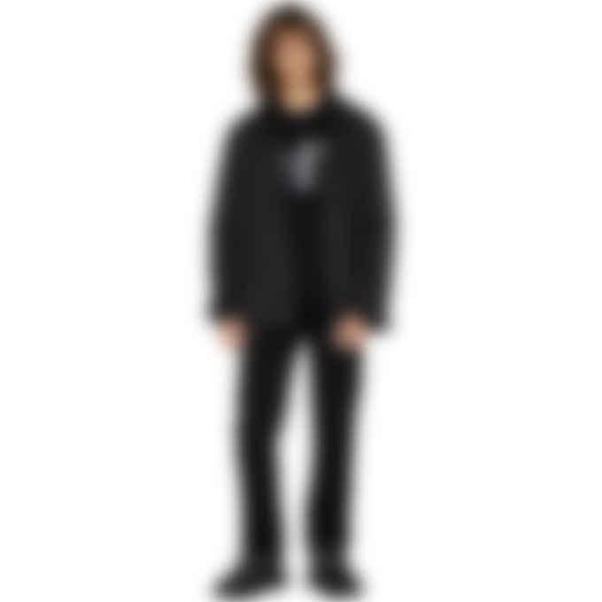 Dsquared2 - Icon Coach Windbreaker Jacket - Black