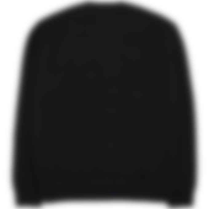 Dsquared2 - Icon Crew Neck Pullover Sweater - Black