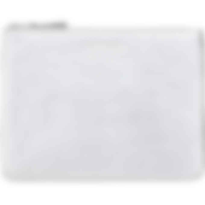 Comme des Garçons Play - Silver Leather Wallet - Silver