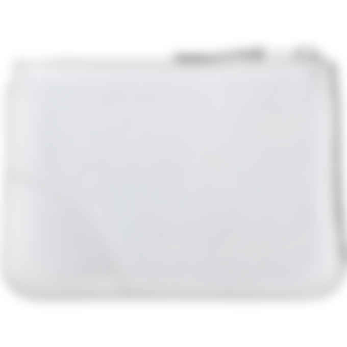 Comme des Garçons Play - Silver Mini Leather Wallet - Silver