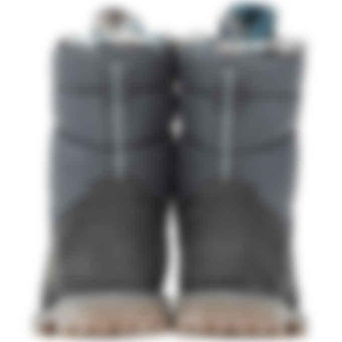 Timberland - Premium 6 Inch Puffer Boots - Dark Grey