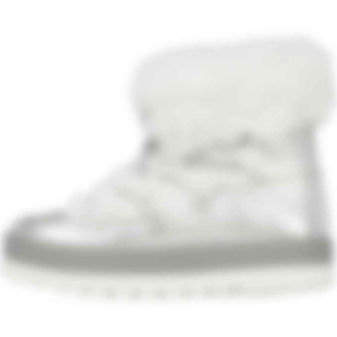 Cougar - Vanity Leather Winter Boots - Silver