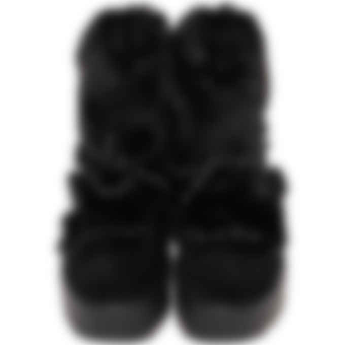 Cougar - Vanity Suede Winter Boots - Black All Over