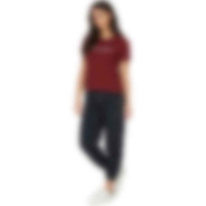 Champion - Girlfriend T-Shirt - Sepia Red