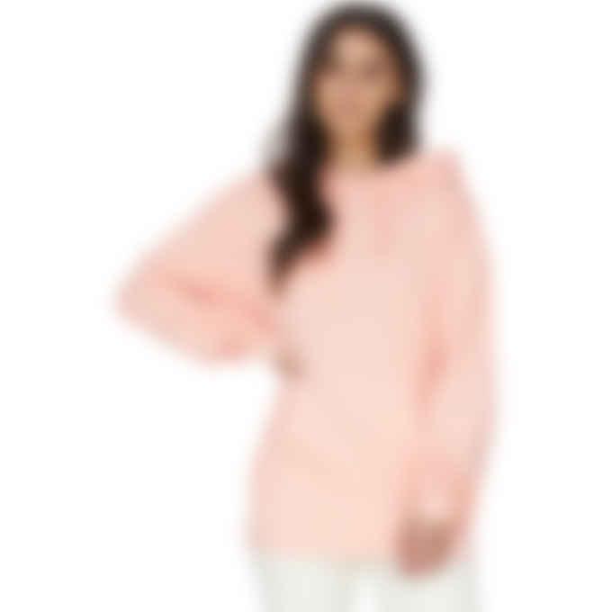 Champion - Oversized Vintage Dye Pullover Hoodie - Blushing Peach