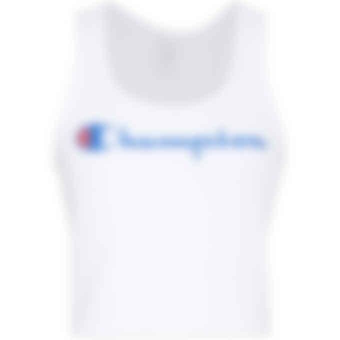 Champion - Script Logo Everyday Tank Top - White