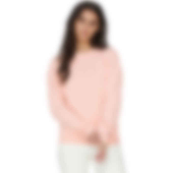Champion - Heritage Jersey Crew Pullover Sweater - Blushing Peach