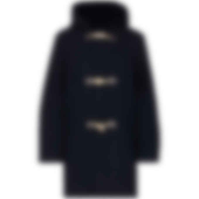A.P.C. - Edouard Duffle Coat - Dark Navy