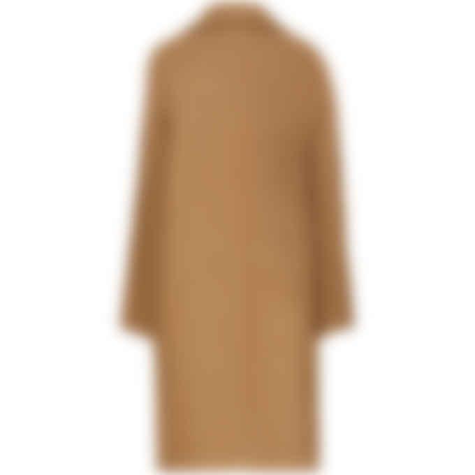 A.P.C. - Ninh Coat - Camel