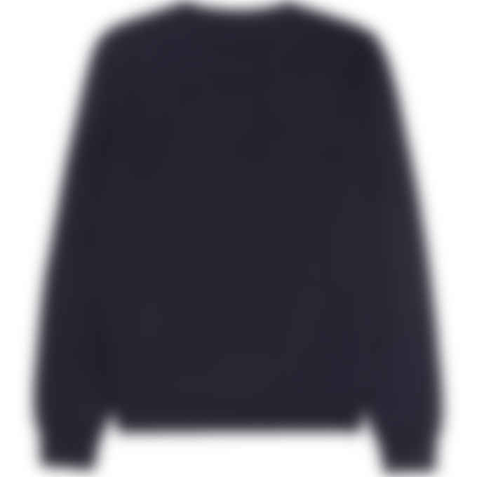 A.P.C. - King Knit Pullover Sweater - Dark Navy Blue