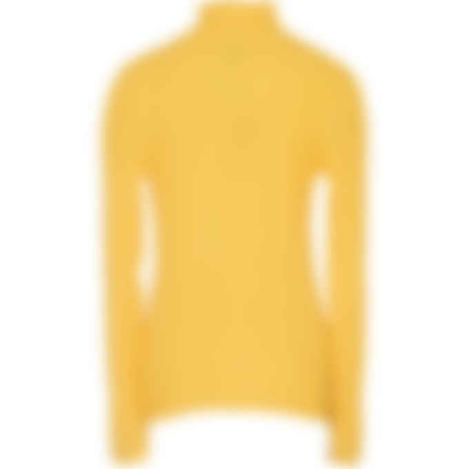 A.P.C. - Carmen Knit Pullover Sweater - Yellow