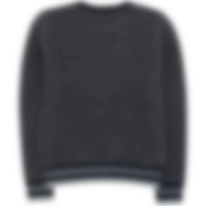 A.P.C. - Adele Knit Pullover Sweater - Dark Navy Blue